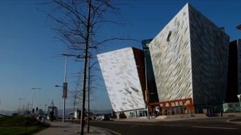 The Titanic Experience Centre