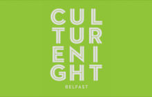Culture Night Belfast 2014
