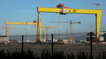 Haarland and Wolfe Cranes