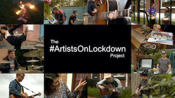 The Artists On Lockdown Project (4K)